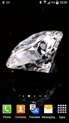 ダイヤモンドアニメーション壁紙