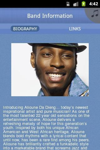 Alioune  DA DIENG - screenshot