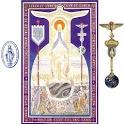 Legion of Mary-Tessera icon