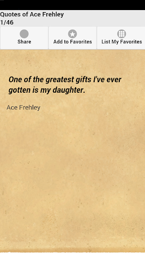 Quotes of Ace Frehley