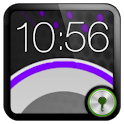 Sense Violet Go Locker theme