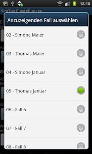 SimTax Pro Gehaltsrechner 2015- screenshot thumbnail