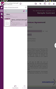 SIGNificant E-Signing Client- screenshot thumbnail