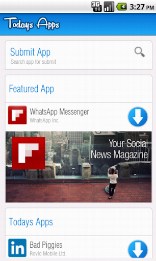 Todays Apps