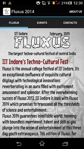 Fluxus 2014