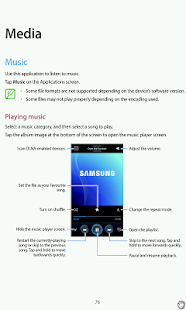 GALAXY S4 Manual - screenshot thumbnail