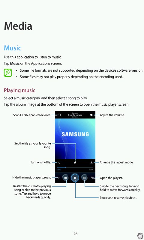 GALAXY S4 Manual - screenshot