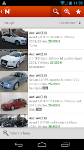 Nettiauto - screenshot thumbnail