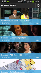 PAM ANN- screenshot thumbnail