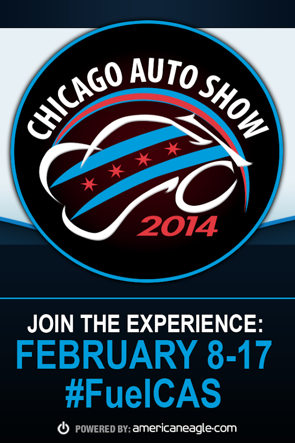 Chicago Auto Show - screenshot