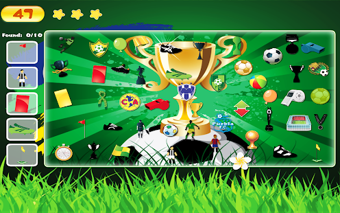 World Cup Hidden Objects- screenshot thumbnail