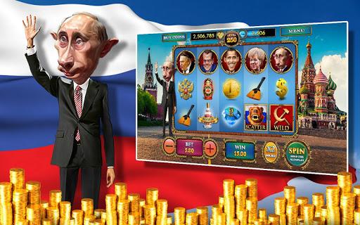 Putin FREE SLOTS Vegas Pokies