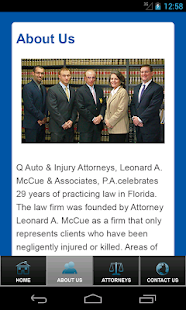 Q Law Accident App- screenshot thumbnail