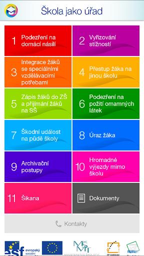 Škola jako úřad