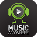 Music Anywhere logo