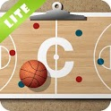 Basketball clipboard lite icon
