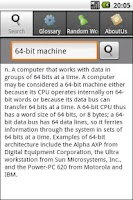 Screenshot of IT & Computer Dictionary