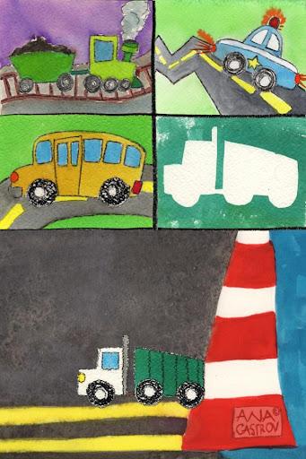 玩教育App|Toni's Puzzle With Cars免費|APP試玩