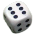 2 Real Dice logo