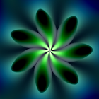 Zen Flowers HD Live Wallpaper icon