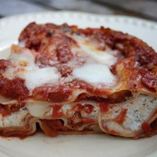 Lasagna Magro