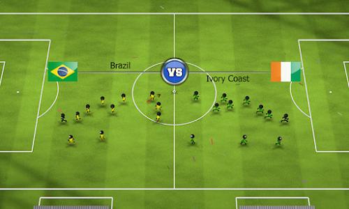 Stickman Soccer 2014 v1.1