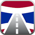 Thailand Highway Traffic icon