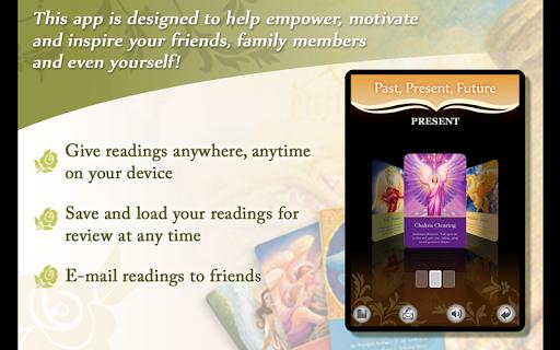 玩生活App|Archangel Oracle Cards免費|APP試玩