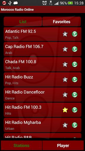 Morocco Radio Online