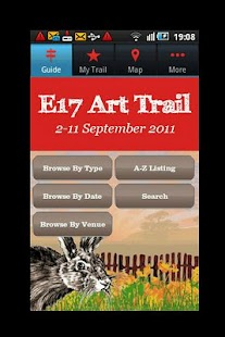 E17 Art Trail 2011- screenshot thumbnail