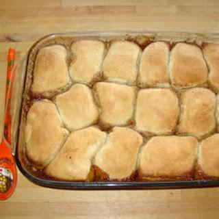 Butterscotch Apple Dumplings.