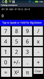Voice Controlled Calculator- screenshot thumbnail