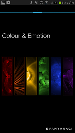 Colour Emotion