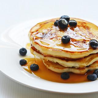 Blueberry Pancakes | Blueberry Pancake Recipe