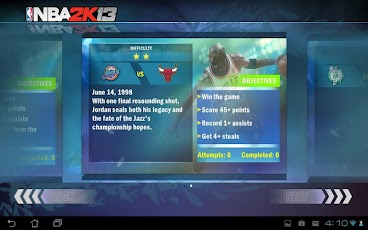 NBA 2K13 apk +data 1.1.2 for Android [Offline]
