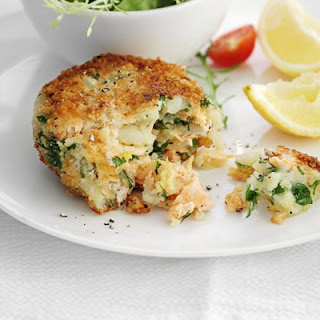 The Best Salmon Fish Cakes Recipe