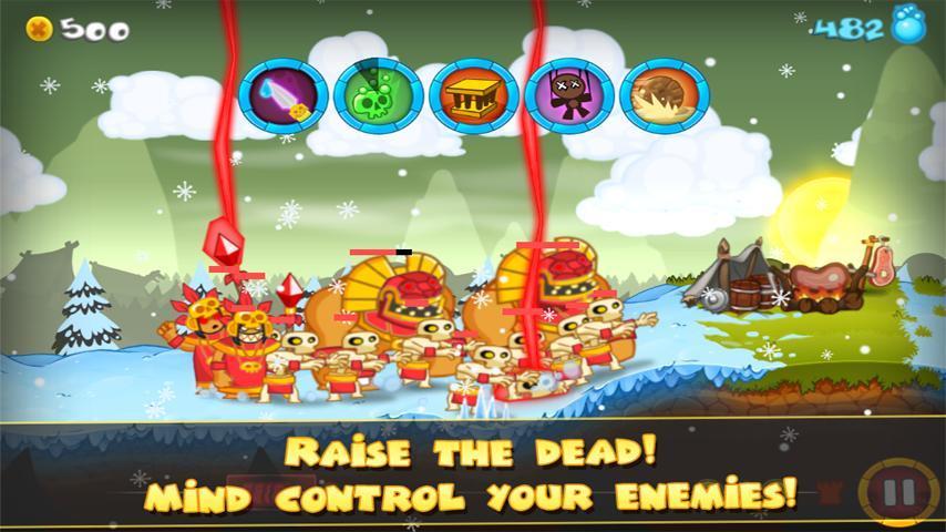 Swords and Soldiers Demo screenshot #2