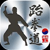 Taekwondo Poomsae Master Black