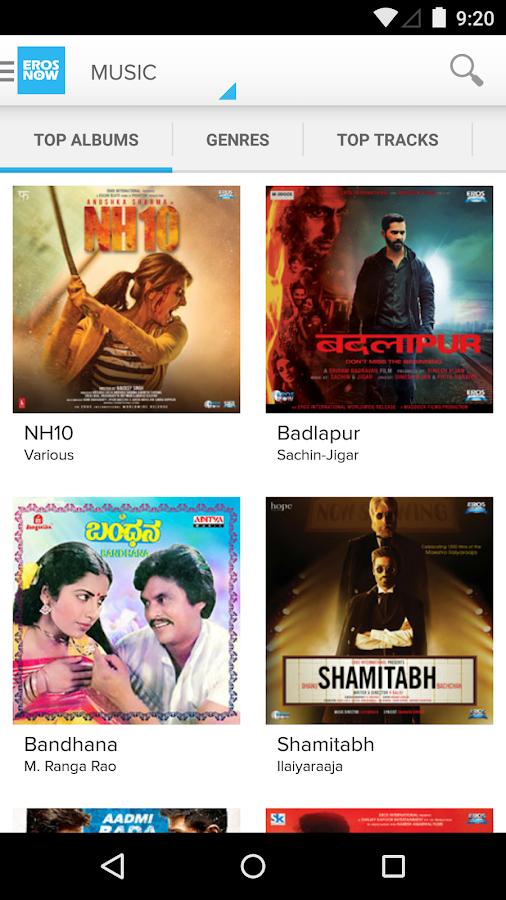 Eros Now: Watch Indian Movies - screenshot