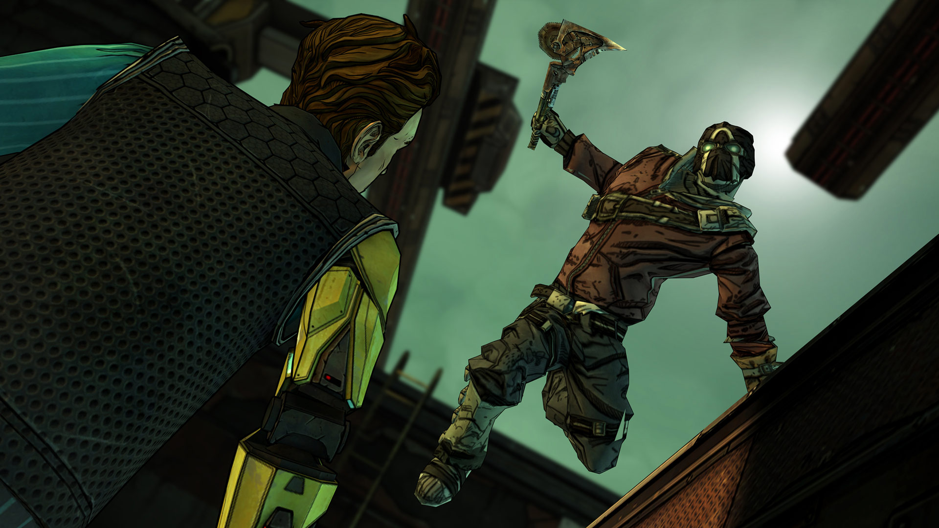 Tales from the Borderlands screenshot #2
