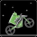 Space Rider (Lite) logo