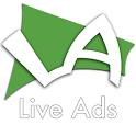 Live Ads icon