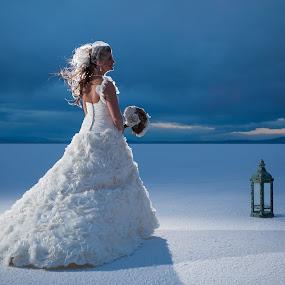 Windy Bridal by Scott Myler - Wedding Bride