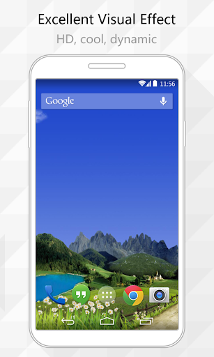 Countryside Live Wallpaper
