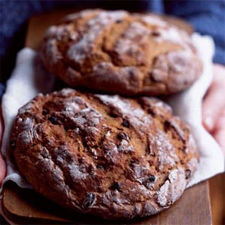 Walnut and Rosemary Loaves