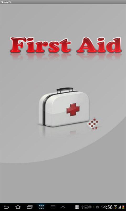 First Aid Kit- screenshot