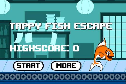 Tappy Fish Escape
