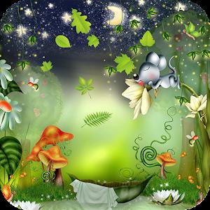 Fairy Tale Live Wallpaper App icon