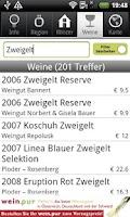 Screenshot of wein.pur Best of Austria 2012