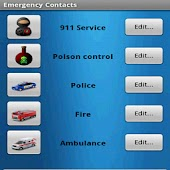 Emergency Contacts - Full